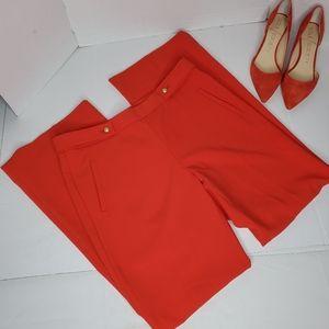 Ann Taylor Loft Orange Dress Pants